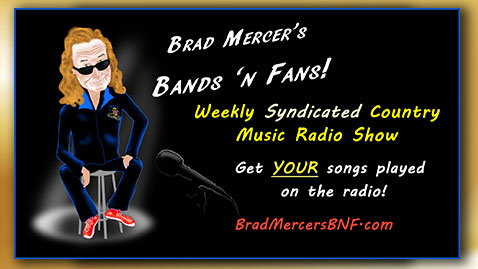 Brad Mercer's Bands and Fans